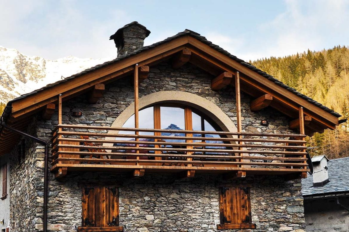 Solee caterina holiday house in madesimo